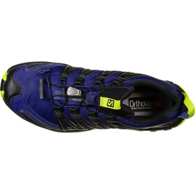 Salomon XA Pro 3D GTX Trailrunning Shoes Men, mazarine blue/black/lime green